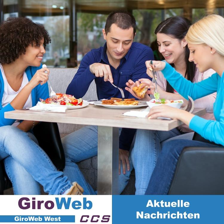 GiroWeb West Aktuelle Nachrichten für Gemeinschaftsverpflegung & Gemeinschaftsgastronomie