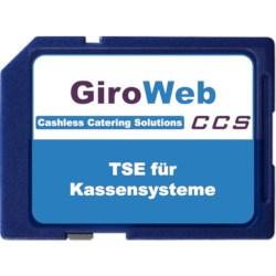 GiroWeb Kassensysteme mit TSE-Lösung