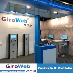 GiroWeb: Messen, Portfolio, Produkte