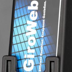GiroWeb RFID-Chipkarte für bargeldlose Gemeinschaftsgastronomie